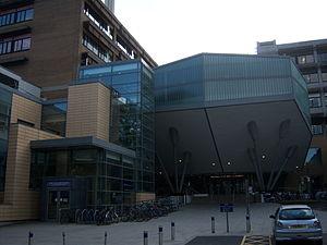 Newcastle University Medical School - Main building of the medical school