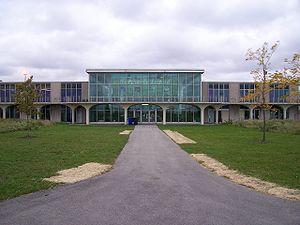 Meigs Field - Meigs Field Airport terminal building