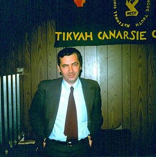 Meir Kahane American/Israeli political activist and rabbi