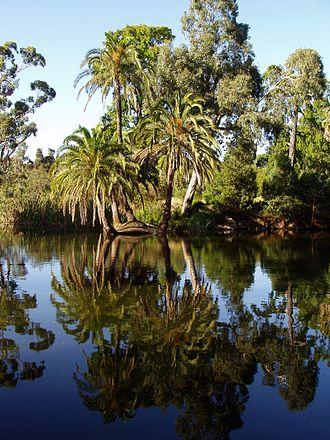 Royal Botanic Gardens Victoria - Image: Melbourne Australia Royal Botanical Garden