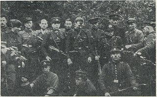 Lithuanian partisans Resistance against Soviet regime after World War II