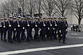 Members of the U.S. Coast Guard Honor Guard rehearse for the 57th presidential inauguration in Washington, D.C 130113-A-LR104-009.jpg