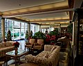 Menger Hotel Lobby at Christmas (6428262975).jpg