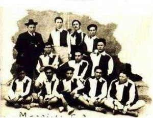 A.C.R. Messina - Messina team photograph from 1910.
