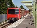Metro Helsinki Kulosaari Train.JPG
