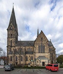 Mettingen, Katholische Pfarrkirche St. Agatha