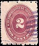 Mexico 1887 2c Sc194B used.jpg
