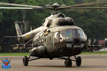 Mi-171Sh helicopter used by Bangladesh Air Force (26).png