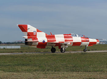 MiG 21-Bis Croatian air force (crop).jpg