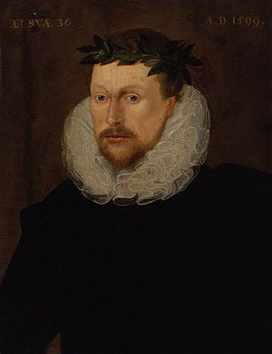 Michael Drayton - Drayton in 1599