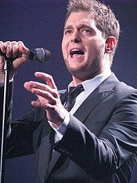 Michael Bublé al Sydney Entertainment Centre, 2008