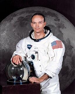 Michael Collins (astronaut) Apollo 11 command module pilot