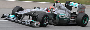 Mercedes-Benz MGP W02