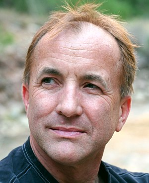 Michael Shermer - Shermer on the Skeptics Society Geology Tour on June 8, 2007.