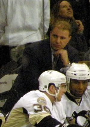 2008–09 Pittsburgh Penguins season - Michel Therrien, who was in his fourth season with the Penguins, was fired on February 15, 2009.