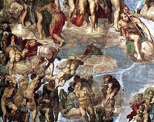 Michelangelo, Giudizio Universale 14.jpg