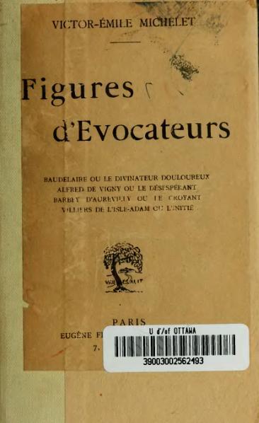 File:Michelet - Figures d'évocateurs, 1913.djvu