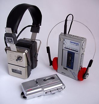 Microcassette - Three devices which use microcassettes
