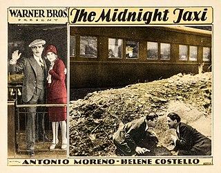 <i>The Midnight Taxi</i> 1928 film