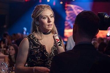 Mikaela Shiffrin Sportler des Jahres Österreich 2016 interview 5.jpg