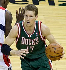Mike Dunleavy, Jr. on March 13, 2013 (cropped).jpg