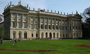 Villa Belgiojoso Bonaparte - The Royal Villa of Milan