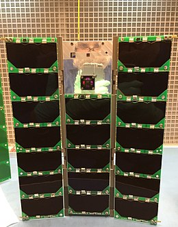 Miniature X-ray Solar Spectrometer CubeSat - Wikipedia