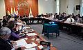 Ministra de RR.EE. Eda Rivas participó en Reunión del Consejo Andino de Cancilleres de la CAN (9085041393).jpg
