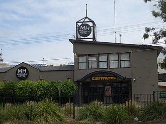 Miranda, New South Wales - Image: Miranda Hotel