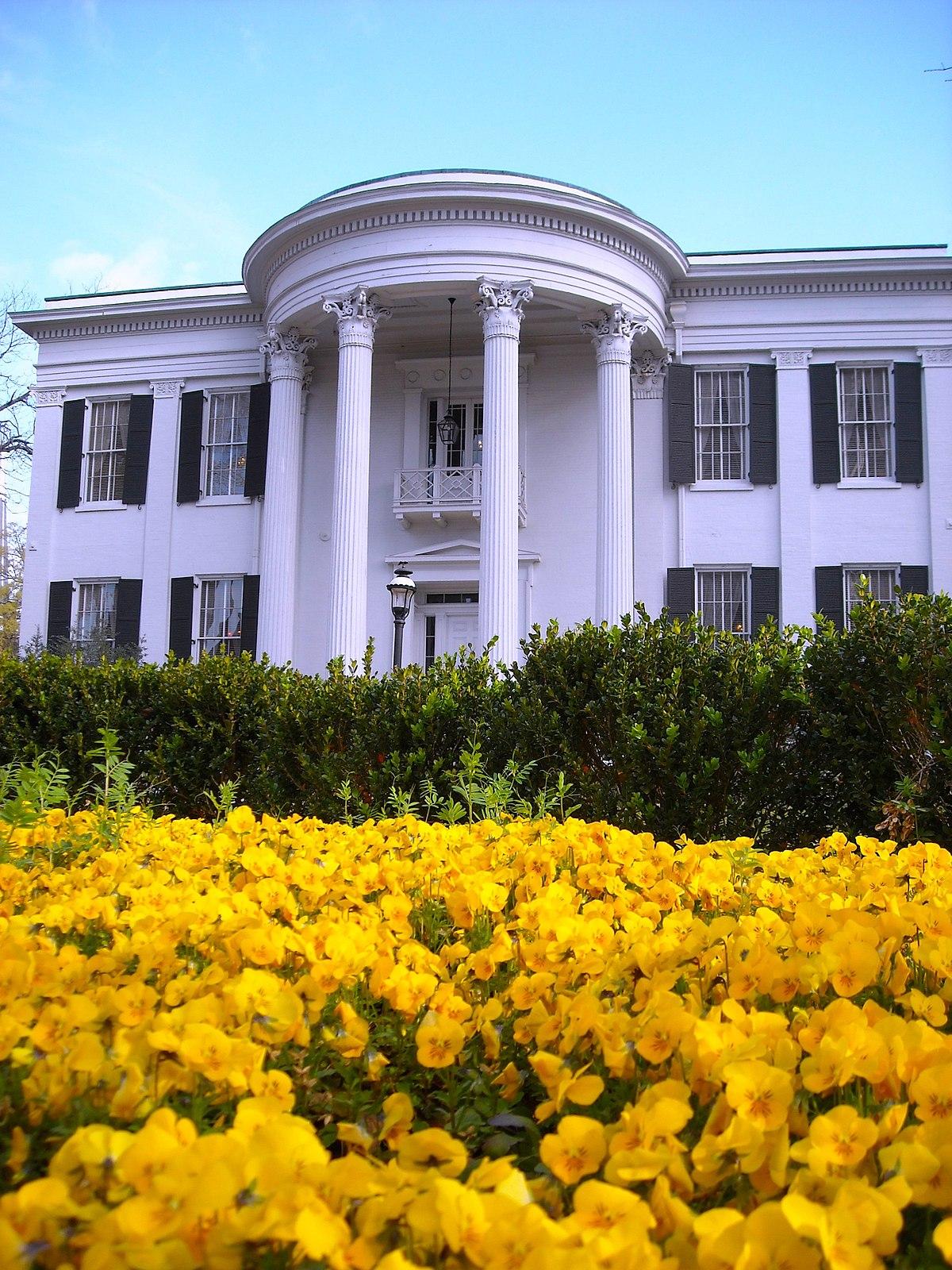Mississippi Governor s Mansion