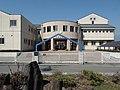 Mitama Junior High School Ichikawamisato,Yamanashi.JPG