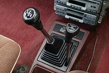 Mitsubishi Super Shift Transmission