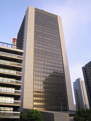 Mizuho Bank, Ltd. (みずほ銀行 Mizuho Ginkō), in Chi...