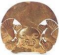 Mochica Headdress Condor Larco museum.jpg