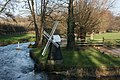 Model windmill by the River Darent - geograph.org.uk - 1733032.jpg