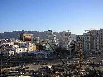 Medina - Modern city of Medina