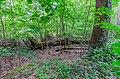 Moers, Lauersforter Wald, Landwehr, 2020-05 CN-02.jpg