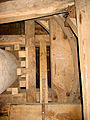 Molen Tot Voordeel en Genoegen bovenwielstut 24 juni 2008.jpg
