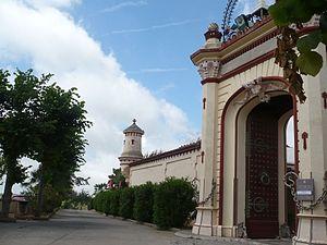 Monasterio budista en el Garraf.JPG