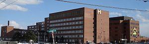 Moncton Hospital - The Moncton Hospital