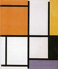 Mondrian, Compositie 1921.jpg