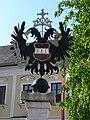 Mondsee - Wappen Franz Josef.jpg