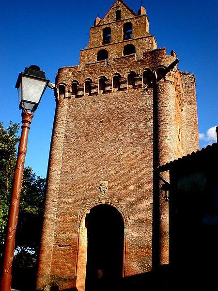 Église Notre-Dame-de-l'Assomption à Montgeard
