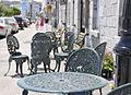Montréal - Empty Café trottoir (2613155045).jpg