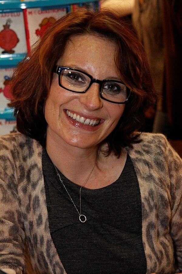 Photo Meg Cabot via Wikidata