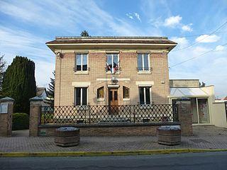 Montry Commune in Île-de-France, France