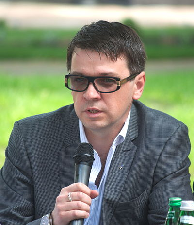 Директор ДП «Кримський дім» Олексій Скорик