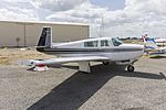 Mooney M20J (VH-MZX) at the Wagga Wagga Aero Club open day.jpg