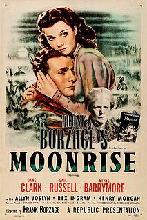 <i>Moonrise</i> (film) 1948 film by Frank Borzage