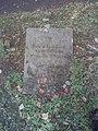 Moravian Cemetery God's Acre near Ballymena Xath John Rea died 1832.jpg